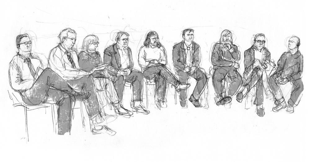 Podiumsdiskussion zur Bezirks- und Euroawahl, 09.05.2014