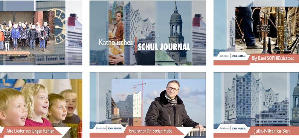 """Trailer: """"Katholisches Schuljournal"""""""