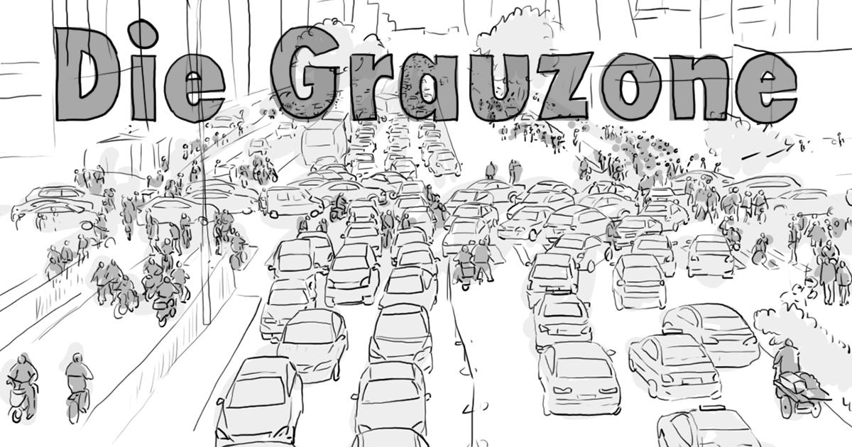 Die Grauzone – Motorrad fahren in Peking