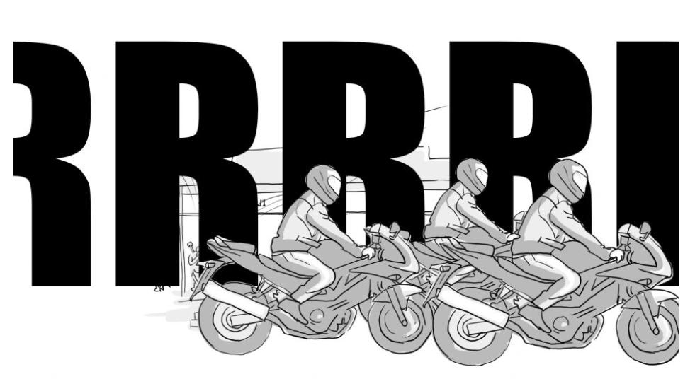 Le motociclette di Pechino